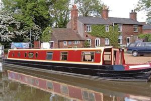 Ambion, Ashby BoatsOxford & Midlands Canal