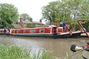 Measham, Ashby BoatsOxford & Midlands Canal
