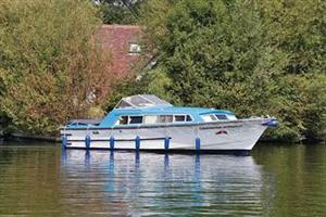 Caversham Monarch Class, Caversham Boat Services - ReadingRiver Thames & Wey