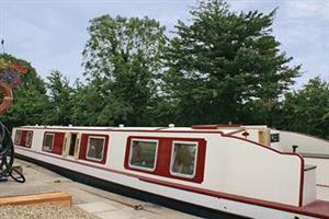 Wild Goose, Clifton Cruisers LtdOxford & Midlands Canal