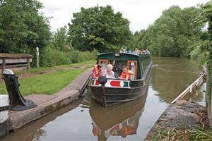 Beeston, Tardebigge MarinaHeart Of England Canals