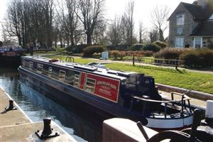 Speckled Hen, Wootton WawenHeart Of England Canals