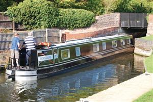 Summer, Wootton WawenHeart Of England Canals